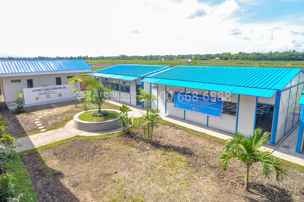 K-House: Philippines Cavite Educational Facility/Taguig Educational Facilities