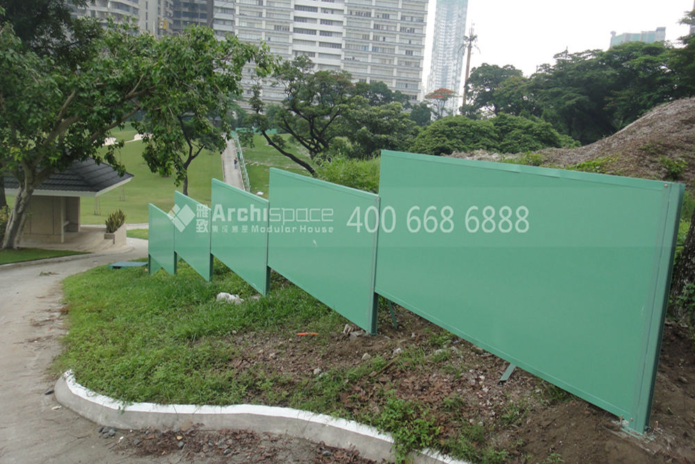 Manila Golf & Country Club Fence project